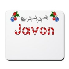 Javon, Christmas Mousepad