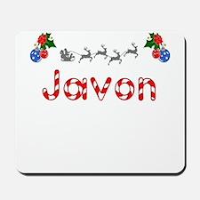 Javon, Christmas Mousepad