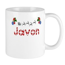 Javon, Christmas Small Mug