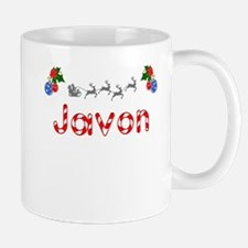 Javon, Christmas Small Small Mug
