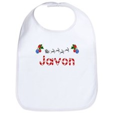 Javon, Christmas Bib