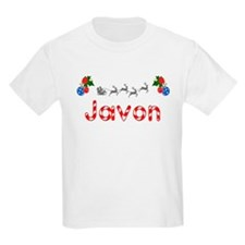 Javon, Christmas T-Shirt