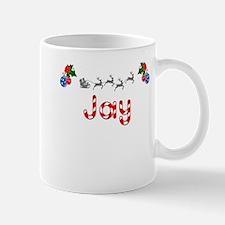 Jay, Christmas Mug