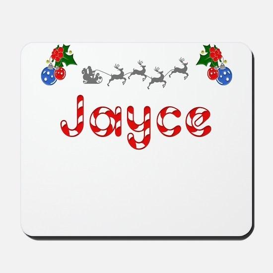 Jayce, Christmas Mousepad
