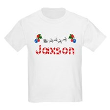 Jaxson, Christmas T-Shirt