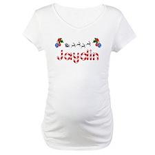 Jaydin, Christmas Shirt