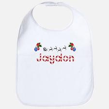 Jaydon, Christmas Bib