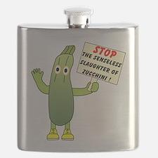 Save Zucchini Flask