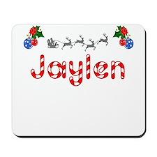 Jaylen, Christmas Mousepad