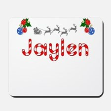 Jaylen, Christmas Mousepad