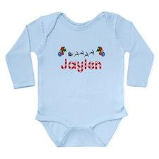 Jaylen, Christmas Onesie Romper Suit