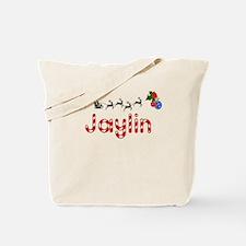 Jaylin, Christmas Tote Bag