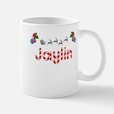 Jaylin, Christmas Small Small Mug