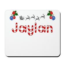Jaylan, Christmas Mousepad