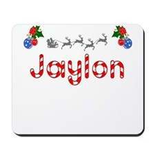 Jaylon, Christmas Mousepad