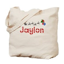 Jaylon, Christmas Tote Bag