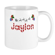 Jaylon, Christmas Small Mug