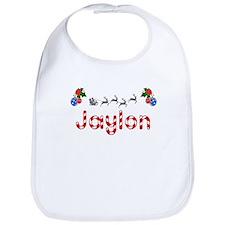 Jaylon, Christmas Bib
