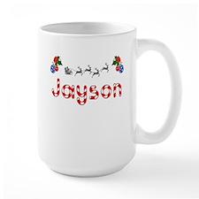 Jayson, Christmas Mug