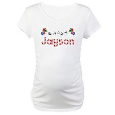Jayson, Christmas Shirt