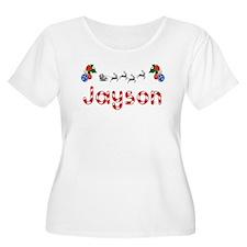 Jayson, Christmas T-Shirt