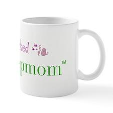Totally Wicked Stepmom Logo Coffee Small Mug