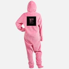 E-silveronblackCeltic.jpg Footed Pajamas