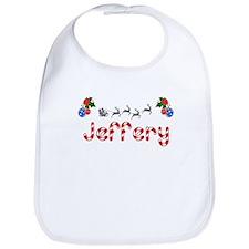 Jeffery, Christmas Bib