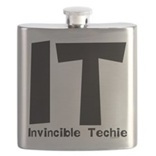 Invincible Techie Flask