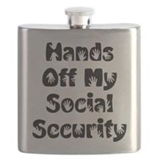 Social Security Flask