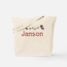 Jenson, Christmas Tote Bag