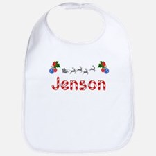 Jenson, Christmas Bib