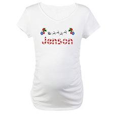 Jenson, Christmas Shirt