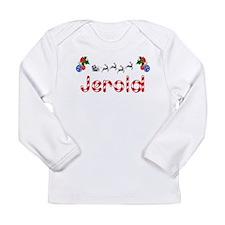Jerold, Christmas Long Sleeve Infant T-Shirt