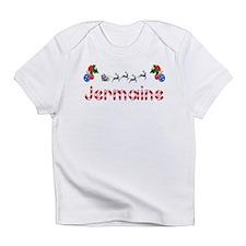 Jermaine, Christmas Infant T-Shirt