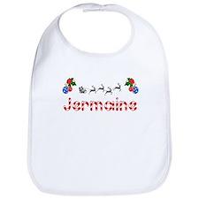 Jermaine, Christmas Bib