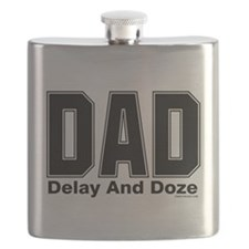 Dad Acronym Flask