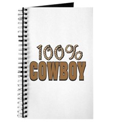 100% Cowboy Journal