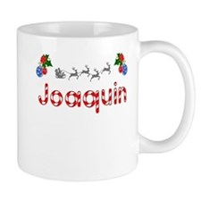 Joaquin, Christmas Mug