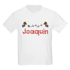 Joaquin, Christmas T-Shirt