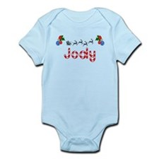 Jody, Christmas Infant Bodysuit