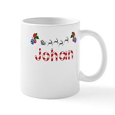 Johan, Christmas Mug