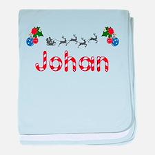 Johan, Christmas baby blanket
