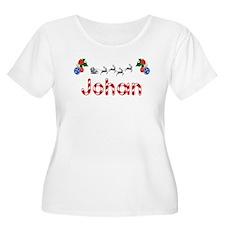 Johan, Christmas T-Shirt