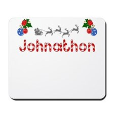 Johnathon, Christmas Mousepad