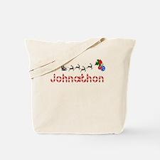 Johnathon, Christmas Tote Bag