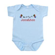 Jonathon, Christmas Infant Bodysuit