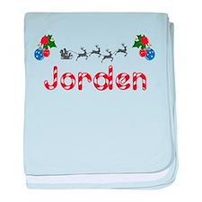 Jorden, Christmas baby blanket