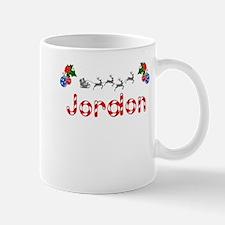 Jordon, Christmas Mug