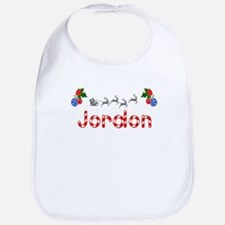 Jordon, Christmas Bib